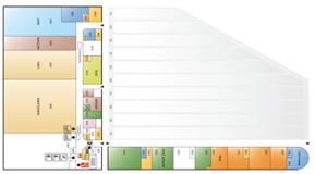 9c7003577 Obchody a služby - Obchodné centrum Danubia - prístav dobrých nákupov